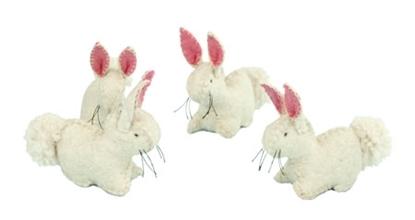 Afbeeldingen van Wit konijntje