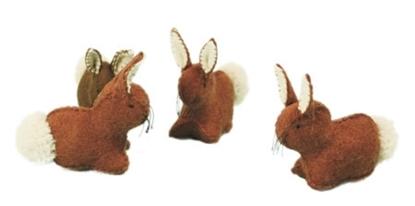 Afbeeldingen van Licht bruin konijntje