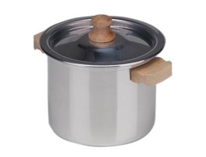 Afbeeldingen van Hoge kookpot met deksel
