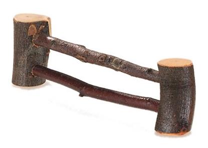 Afbeeldingen van Omheining in takkenhout