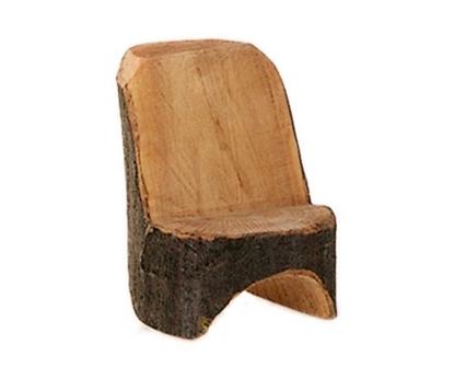 Afbeeldingen van Stoeltje in takkenhout