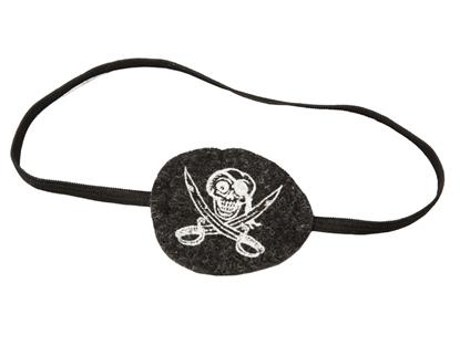 Afbeeldingen van Piraten ooglap
