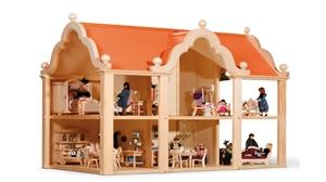 Afbeelding voor categorie Poppenhuizen & meubels