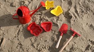 Afbeelding voor categorie Zand en Water
