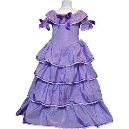 Afbeeldingen van Prinsessenkleed Eugénie