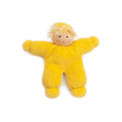 Afbeeldingen van Erwtenkind geel