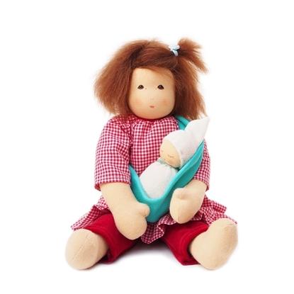 Afbeeldingen van Mamaatje met haar baby