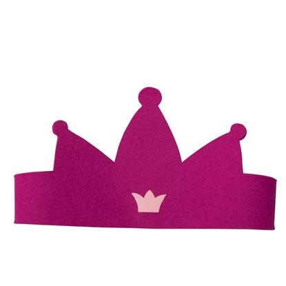 Afbeeldingen van Roze prinsessen kroon