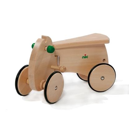 Afbeeldingen van Basis voor houten loopauto