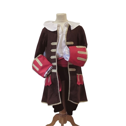Afbeeldingen van Piraten jas