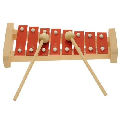 Afbeeldingen van Pentatonische xylofoon